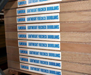 Fire check door blanks for safety security for 1 hour fire door blanks